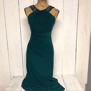Xscape Junior's Formal Dress Size 2 Beaded